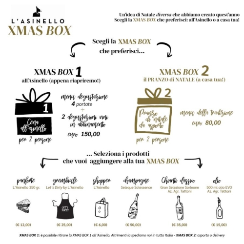 Asinello XMAS BOX